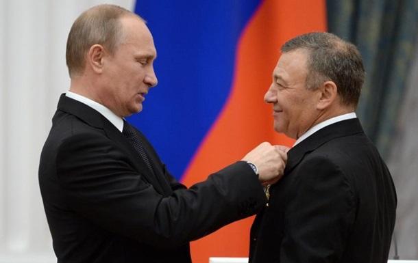 Ротенберг подтвердил кредитование оффшора  друга Путина