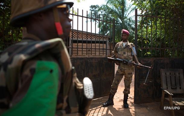 В столицу Конго Браззавиль введены войска