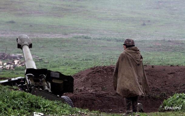 Баку загрожує артударами по столиці Карабаху