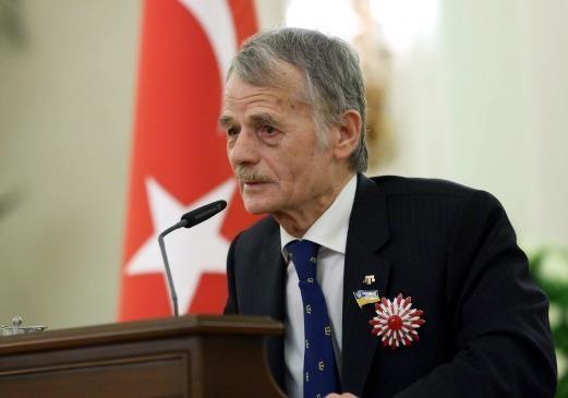 Мустафа Джемилев Турецкий шпион