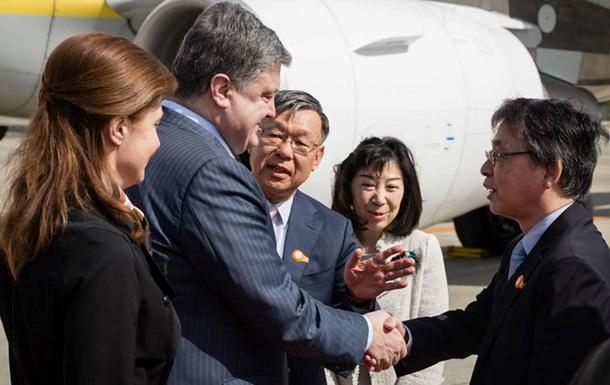 2017 год будет годом Японии в Украине - Порошенко