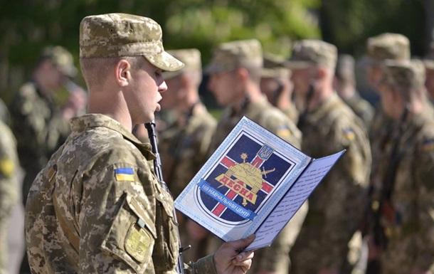 Солдаты-срочники будут служить вне зоны АТО