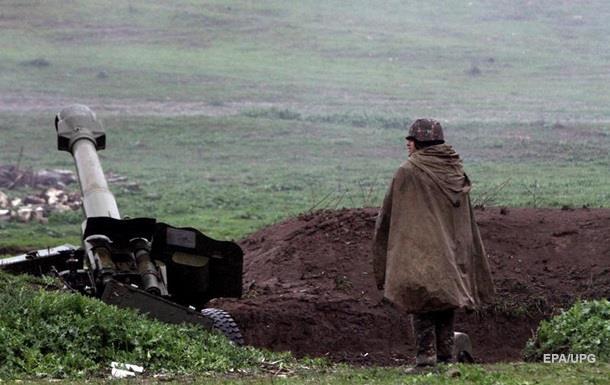 В Нагорном Карабахе установилось перемирие