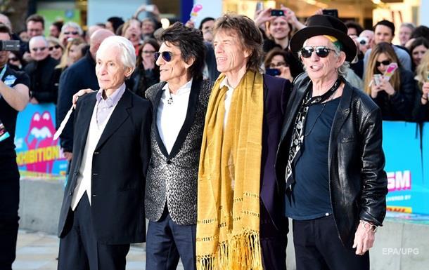 Rolling Stones объявили о планах выпустить новый альбом