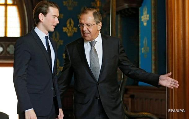 Австрия проявила интерес к диалогу с Москвой