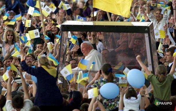 Картинки по запросу иоанн павел 2 на украине
