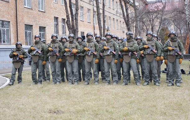 Спецназу СБУ підняли зарплату