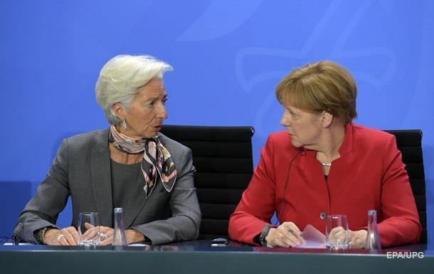 ФРГ и МВФ требуют от Украины борьбы с коррупцией