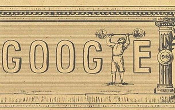 Google посвятил дудл Олимпийским играм