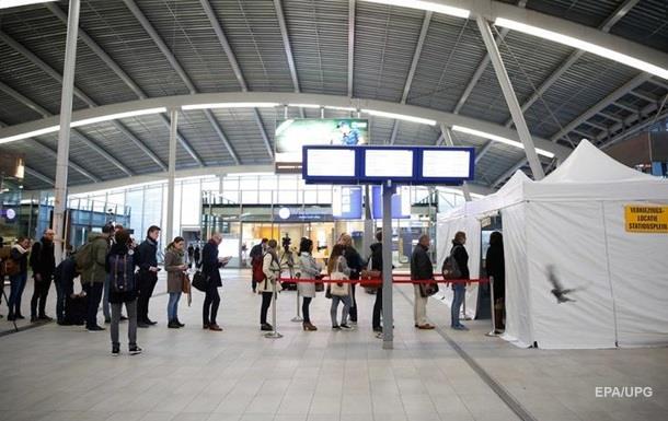 Как проходит референдум в Нидерландах: фото