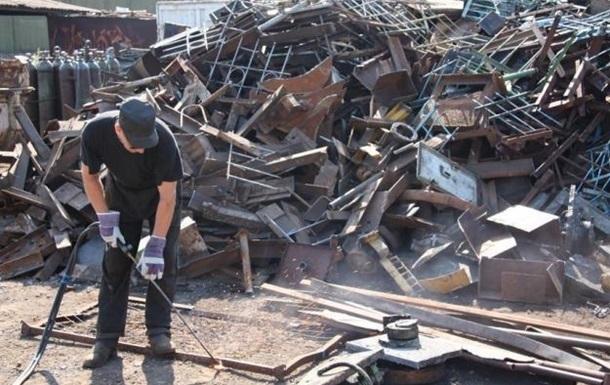 В течение месяца пошлины на вывоз металлолома повысят втрое - нардеп