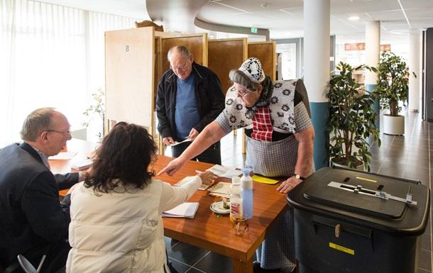 Референдум в Нидерландах: результаты