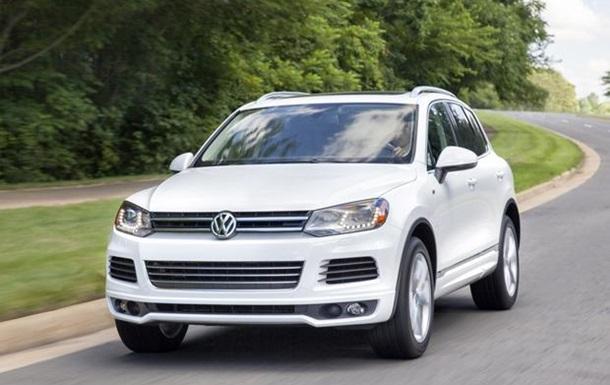 Volkswagen отзывает автомобили Touareg в Китае