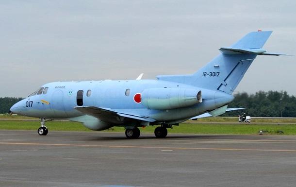 В Японии нашли пропавший военный самолет