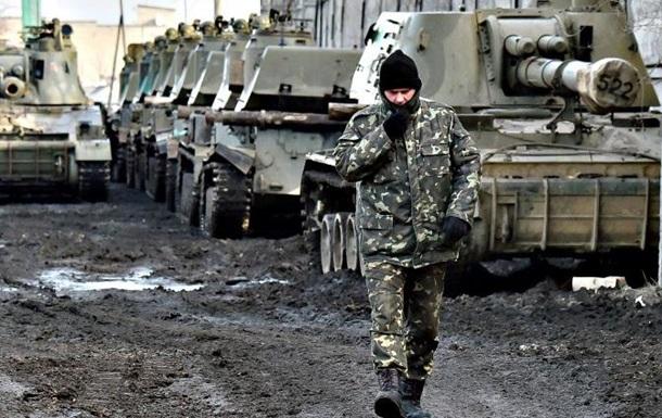 Пленные украинские военнослужащие уходят в ополчение
