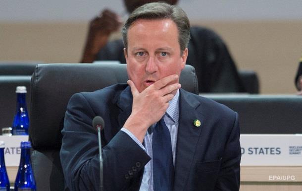 Кэмерон призвал ЕС прислушаться к голландцам