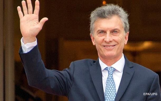 После офшорного скандала президент Аргентины объявил оневиновности