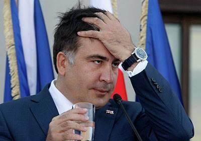 А где Саакашвили?