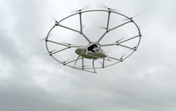Немцы испытали первый летающий автомобиль