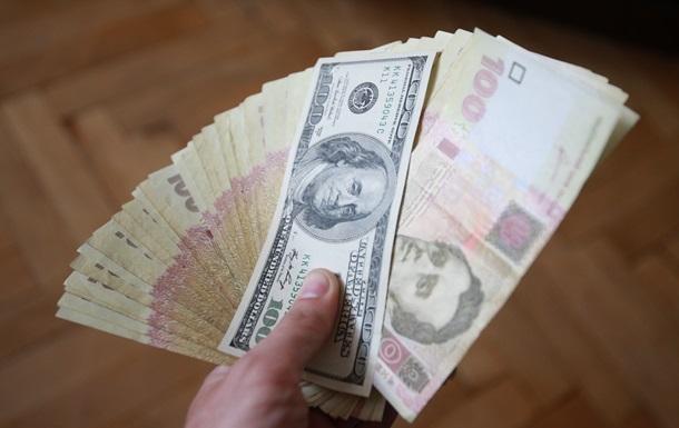 Міжбанк показав зміцнення гривні