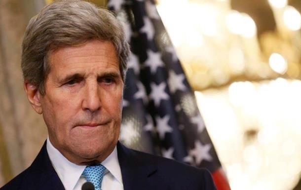 Керри прибыл с необъявленным визитом в Ирак