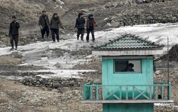 В Южную Корею вместе сбежали 13 граждан КНДР