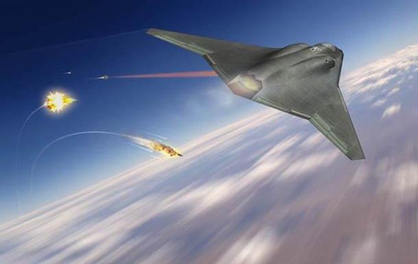 США впервые описали истребитель шестого поколения