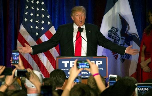 Трамп і Клінтон лідирують у президентських перегонах в США