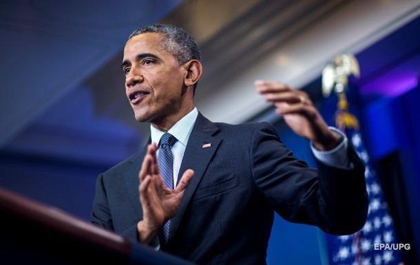 Рейтинг Обамы вырос до максимума за три года