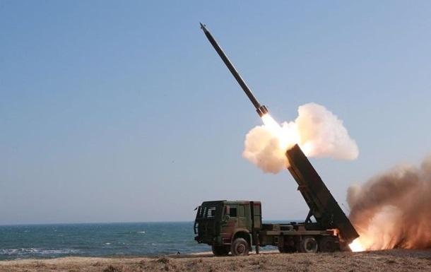 Испытаниями обновленного типа ракет руководил Ким Чен Ын— Пхеньян
