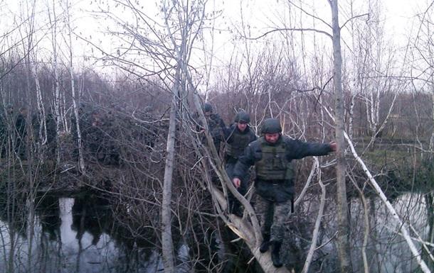 Янтарные войны: Нацгвардия отчиталась об успехах