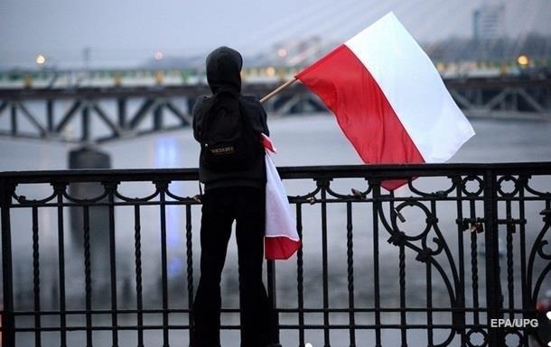Поляки протестуют против ужесточения закона об абортах