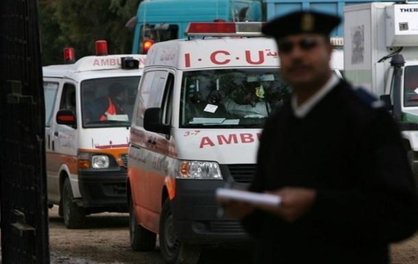 В Египте перевернулся автобус: 40 пострадавших