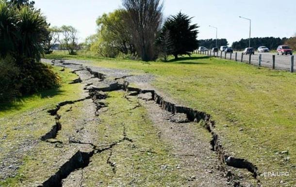 На границе Афганистана и Пакистана произошло сильное землетрясение