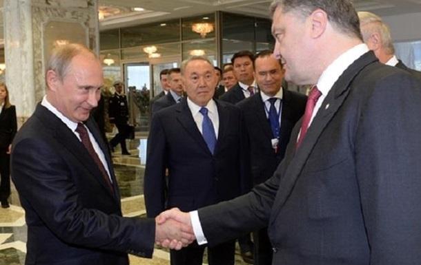 Порошенко — это клон Путина