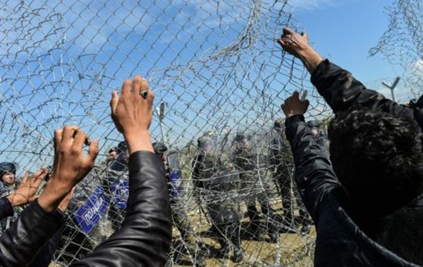 Греция осудила действия Македонии при разгоне беженцев