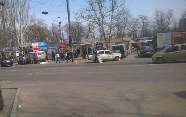 Военное ДТП в Мелитополе: водитель был трезв