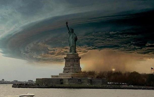 В большой драке на кону - Соединенные Штаты Америки