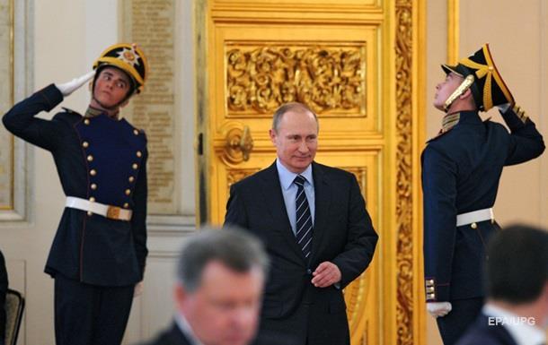 Силовую структуру Путина назовут Росгвардия