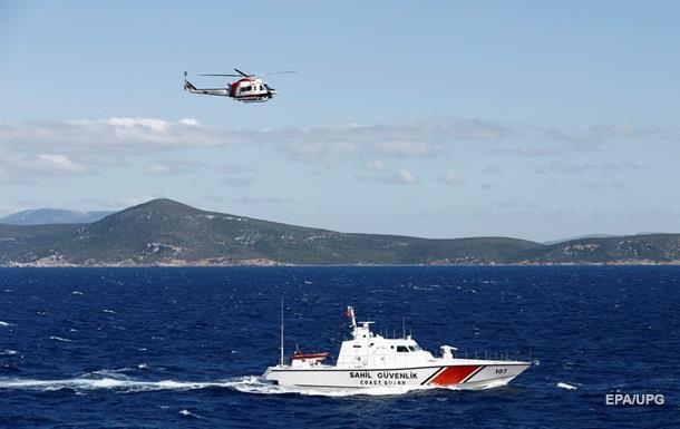 В Тунисском проливе спасли почти две тысячи мигрантов