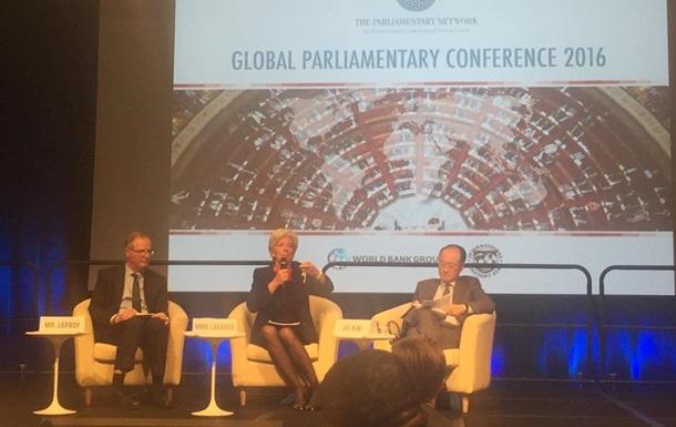 В МВФ озвучили ожидания от нового Кабмина