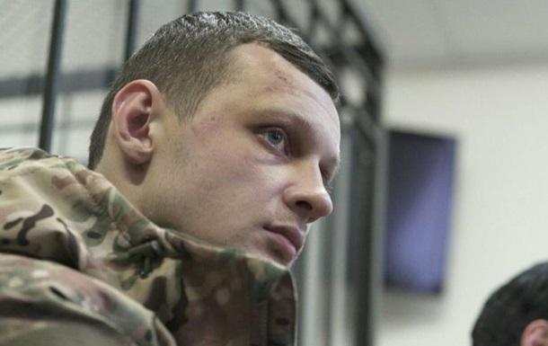 Глава корпуса  Азов-Крым  объявил голодовку