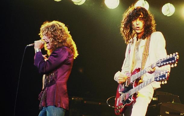 Суд принял иск о плагиате Led Zeppelin