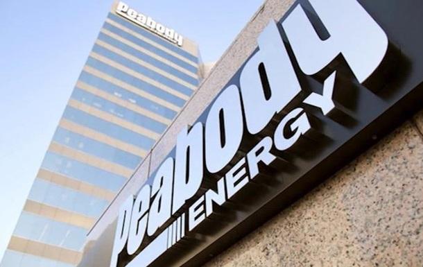 Найбільша приватна вугільна корпорація оголосила про банкрутство