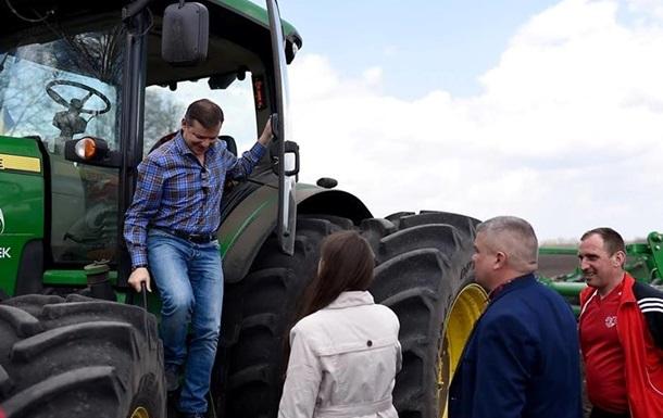 Не вмієш керувати трактором - не берися керувати державою