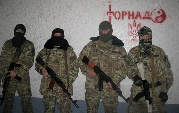 Конфликт с  Торнадо : под Киевом перестрелка