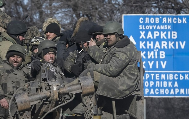 Хроники «мирного» Донбасса: пьяные танки украинских силовиков