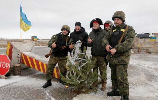 «Заботливый» Киев закрыл все КПП и устроил продовольственную блокаду Донбассу