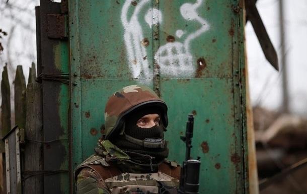 За сутки в зоне АТО погиб военный, еще один ранен