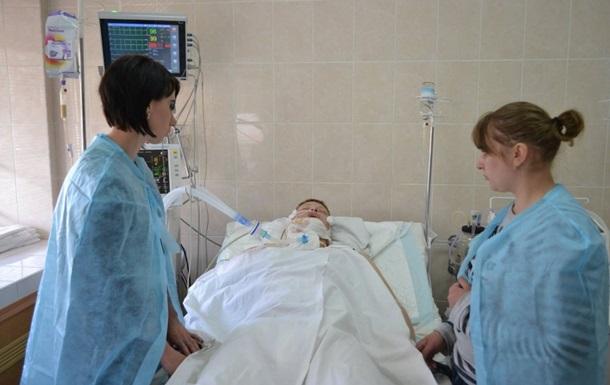 В Днепропетровск свозят раненых из Авдеевки